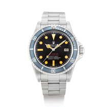Rolex Sea-Dweller 1665 1962
