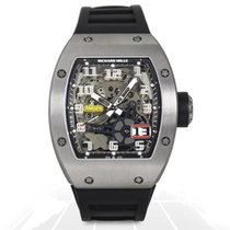 Richard Mille RM 029 39.7mm Transparent Arabic numerals