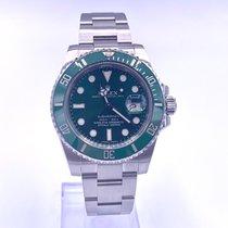 Rolex Submariner Date 116610LV 2014 usados