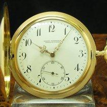 Girard Perregaux Or rouge Remontage manuel Blanc Arabes 54mm occasion