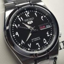 Seiko 5 Steel 35mm Black Arabic numerals United States of America, California, El Monte