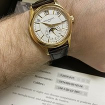 Patek Philippe Annual Calendar Rose gold 40mm White No numerals United States of America, Florida, Boca Raton