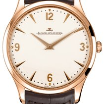 Jaeger-LeCoultre Master Ultra Thin 38 Or rose 38mm Champagne Arabes