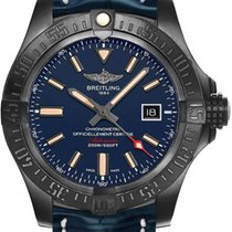 Breitling Avenger Blackbird Titanium 48mm Blue United States of America, California, Moorpark