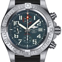 Breitling Avenger Bandit new Automatic Chronograph Watch with original box E1338310-M536-200S