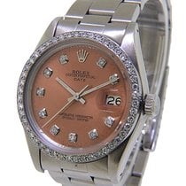Rolex 1505 Steel Oyster Perpetual Date 34mm pre-owned