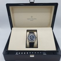 Patek Philippe World Time Chronograph 5930G-010 2020 pre-owned