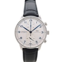 IWC Portuguese Chronograph Acier France, Paris