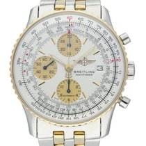 Breitling Old Navitimer Steel 41.5mm Champagne United States of America, New York, New York
