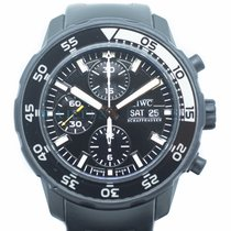 IWC Aquatimer Chronograph Steel 44mm Black No numerals Singapore, Singapore