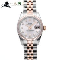 Rolex Lady-Datejust Acier 26mm Rose