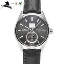 TAG Heuer Carrera Calibre 8 Acero 41mm Gris