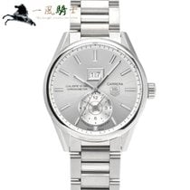 TAG Heuer Carrera Calibre 8 Acero 41mm Plata