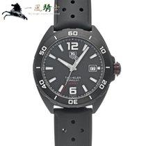 TAG Heuer Formula 1 Calibre 5 Steel 41mm Black