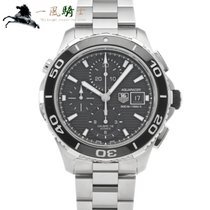 TAG Heuer Aquaracer 500M Steel 43mm Black
