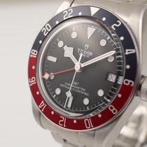 Tudor Black Bay GMT Stahl 41mm Schwarz Deutschland, München