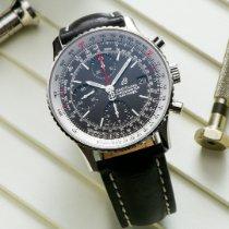 Breitling Navitimer Heritage gebraucht Schwarz Chronograph Datum
