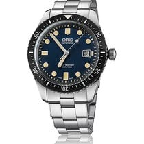 Oris Divers Sixty Five 01 733 7720 4055-07 8 21 18 new
