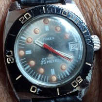 Timex Acero 30mm Cuerda manual 25 meters usados