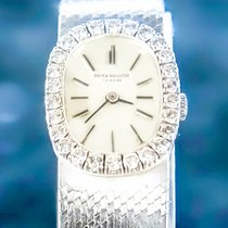 Patek Philippe White gold 23mm Manual winding pre-owned
