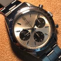Rolex 6239 Staal 1966 Daytona 37mm tweedehands