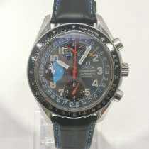 Omega 3520.53.00 Steel 1995 Speedmaster Day Date 39mm pre-owned