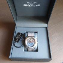 Glycine Acier 43mm Remontage automatique GL0073 occasion Belgique, Rhode Saint Genese