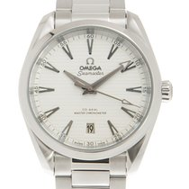 Omega Seamaster Aqua Terra 220.10.38.20.02.001 New Steel 38mm Automatic