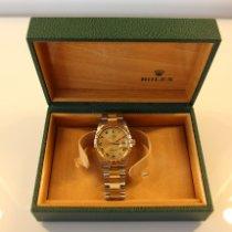 Rolex 16233 Goud/Staal 2004 Datejust 36mm tweedehands