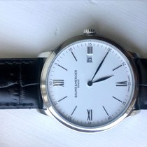 Baume & Mercier Classima Steel 40mm White United States of America, Massachusetts, 01886