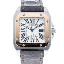 Cartier Santos 100 W20107X7 pre-owned