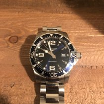 Longines HydroConquest Steel 41mm Blue United States of America, Massachusetts, 01886