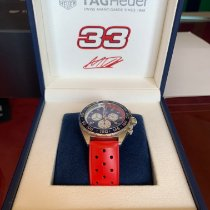 TAG Heuer Formula 1 Quartz nieuw 2017 Quartz Chronograaf Horloge met originele doos en originele papieren WAGC4 WPS 8844