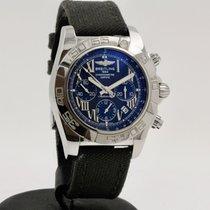Breitling Chronomat 44 Acero 44mm Azul Romanos