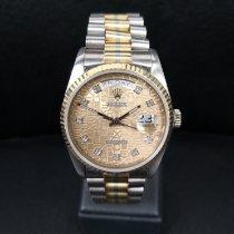 Rolex 18039B Oro blanco 1986 Day-Date 36 36mm usados