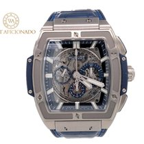 Hublot Spirit of Big Bang Titanio 45mm Trasparente Senza numeri