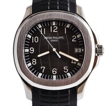 Patek Philippe Aquanaut 5167A-001 2010 pre-owned