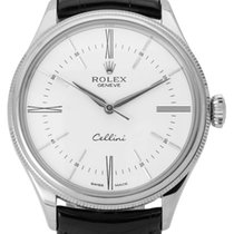 Rolex Cellini Time Witgoud 39mm