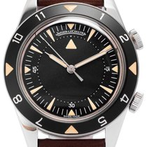 Jaeger-LeCoultre Memovox Tribute to Deep Sea Acero 40.5mm