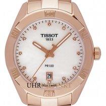 Tissot PR 100 36mm Mother of pearl