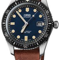 Oris Divers Sixty Five 01 733 7720 4055-07 5 21 45 2019 new