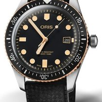 Oris Divers Sixty Five 01 733 7720 4354-07 4 21 18 2020 nov