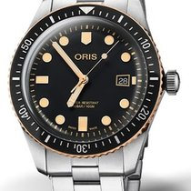 Oris Divers Sixty Five 01 733 7720 4354-07 8 21 18 2020 nov