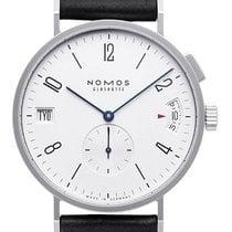 NOMOS Tangomat GMT Steel 40mm White