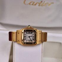 Cartier 1170902 Oro/Acciaio Santos (submodel) 24mm usato Italia, arezzo
