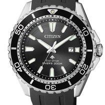 Citizen Promaster Marine Steel 44mm Black