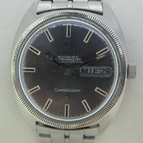 Omega Constellation Day-Date Acero 35mm Gris Sin cifras España, Lleida