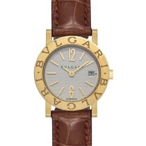 Bulgari Bulgari Yellow gold 26mm Champagne