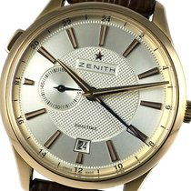 Zenith Elite Dual Time 18.2130.682/02.C498 2011 pre-owned
