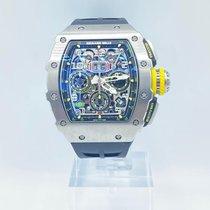 Richard Mille RM 011 Titanium Transparent